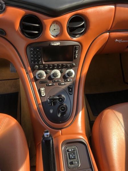 MASERATI COUPE GT Cambio 2004 price $15,995