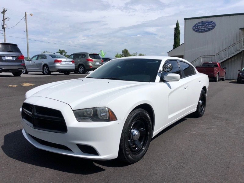 DODGE CHARGER POLICE 2013 price $12,495