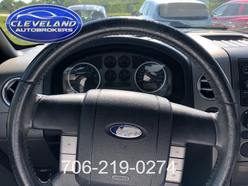 FORD F150 FX4 2006 price $13,495