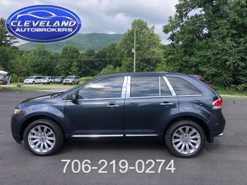 LINCOLN MKX 2013 price $13,495