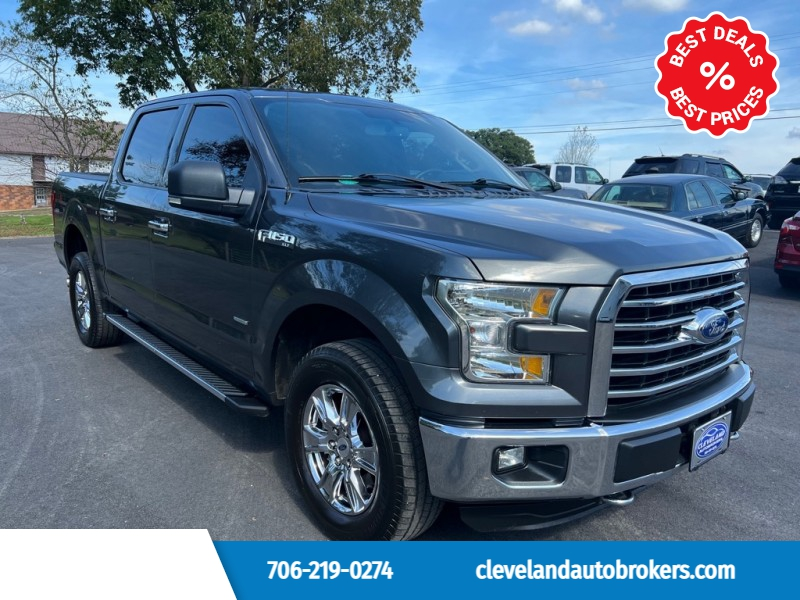 FORD F150 XLT 2016 price $25,995