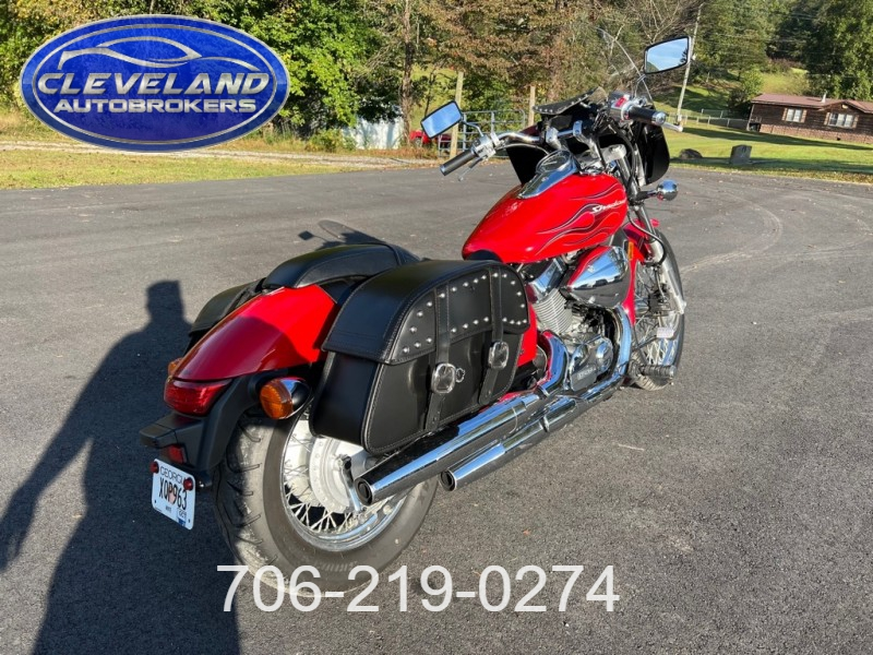 HONDA SHADOW VT750 2007 price $3,595