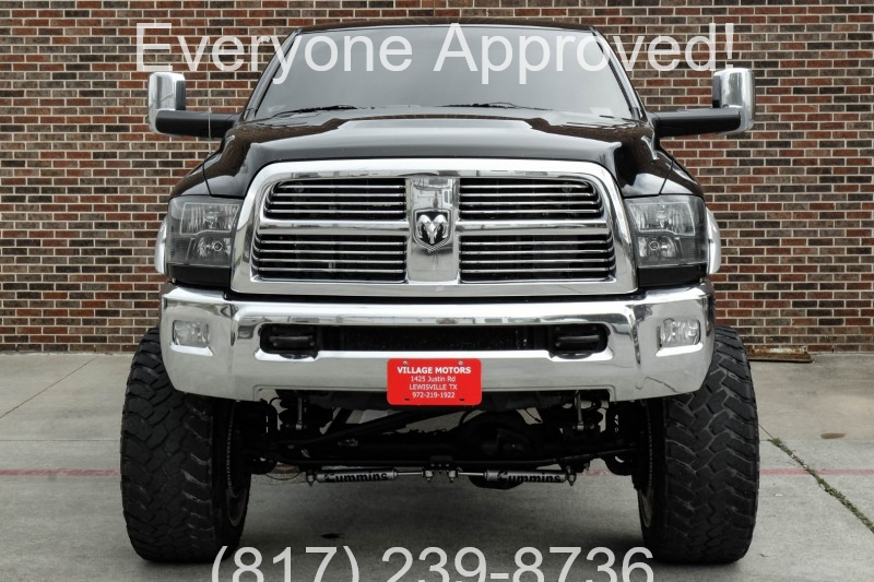 Dodge Ram 2500 2012 price $44,995