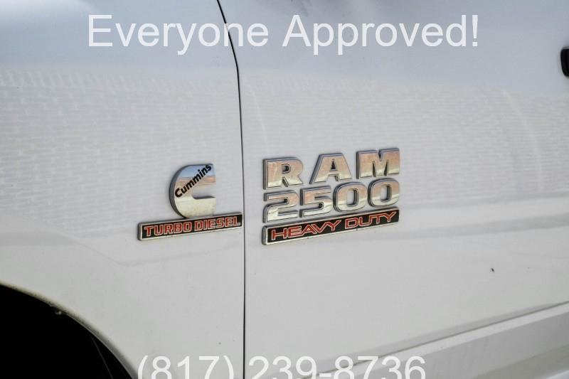 Dodge 2500 2015 price $35,995