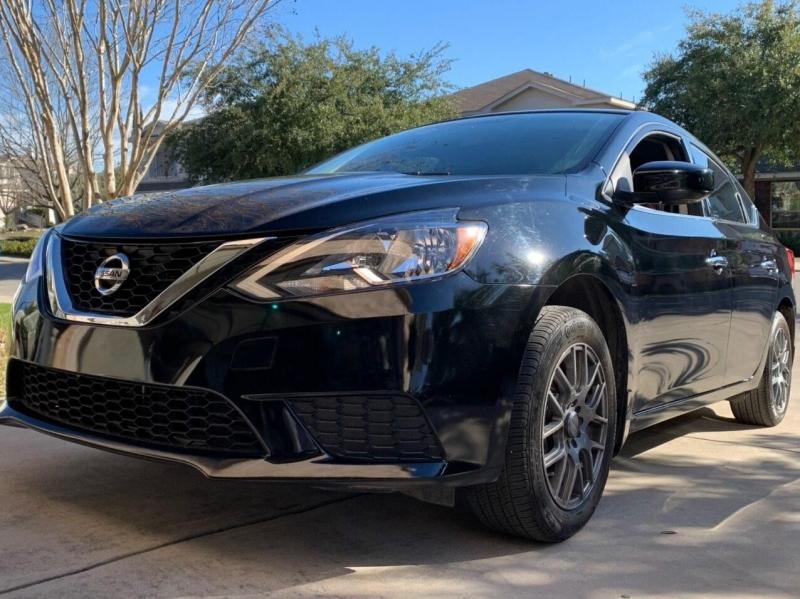 Nissan Sentra 2016 price $11,200