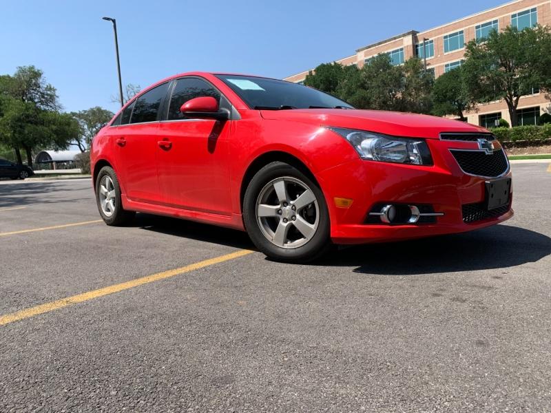 Chevrolet Cruze 2014 price $9,899