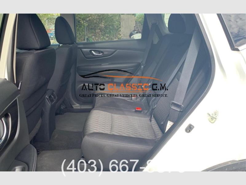 Nissan Rogue 2018 price $17,995