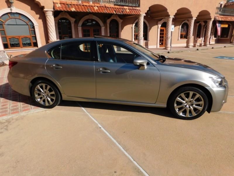 Lexus GS 350 2015 price $22,750