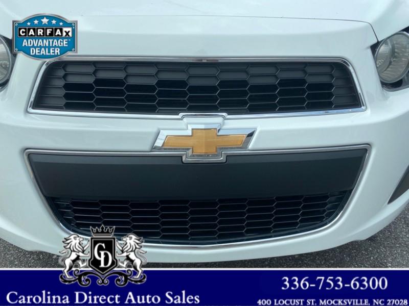CHEVROLET SONIC 2013 price $4,899