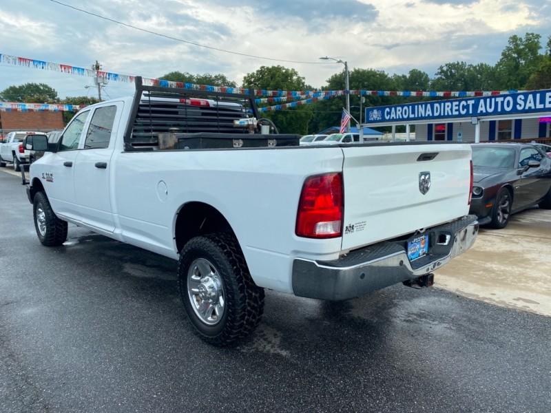 RAM 2500 2018 price $35,718
