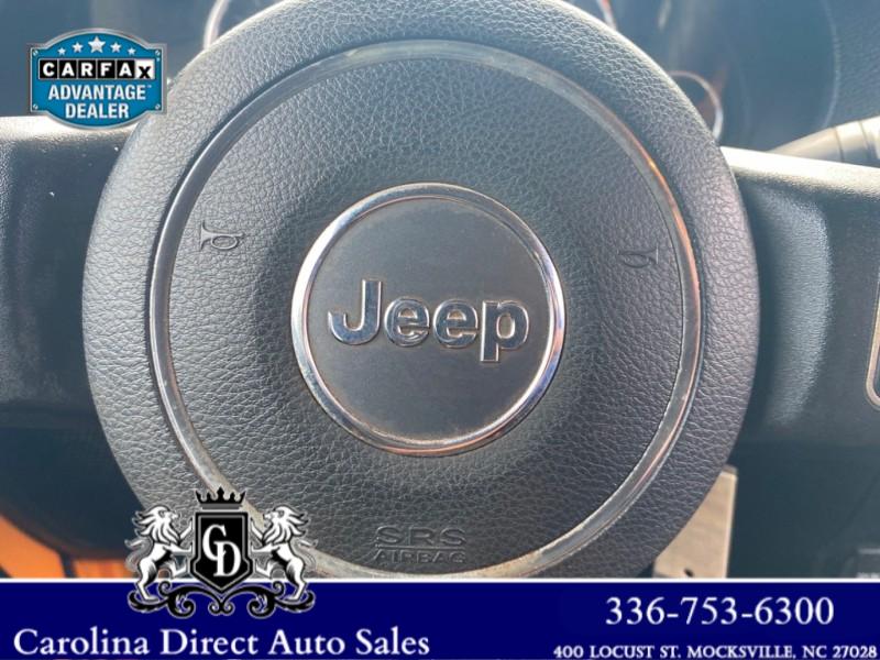 JEEP WRANGLER 2012 price $12,999