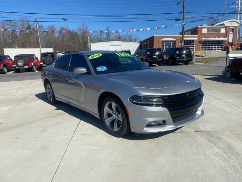 DODGE CHARGER 2016 price $16,899
