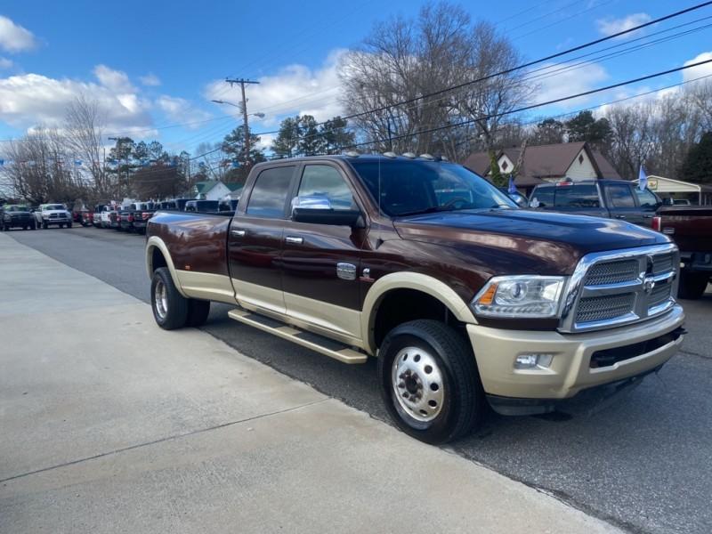 RAM 3500 2015 price $33,999