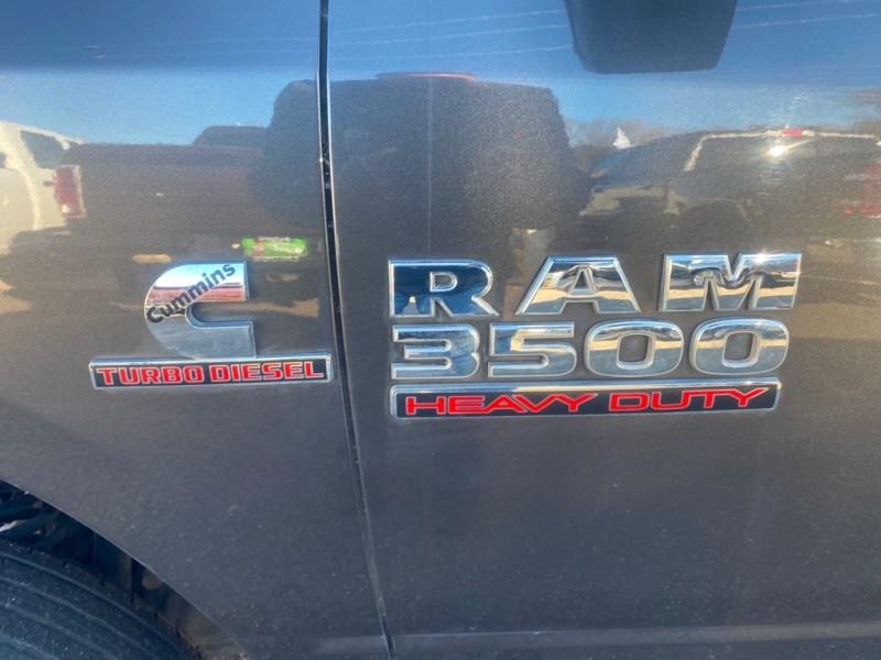 RAM 3500 2018 price $39,999