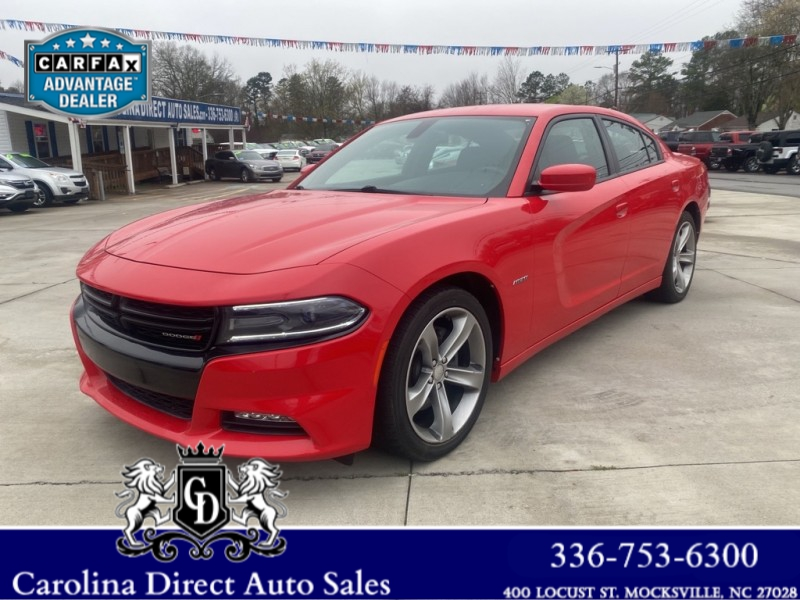 DODGE CHARGER 2015 price $21,985