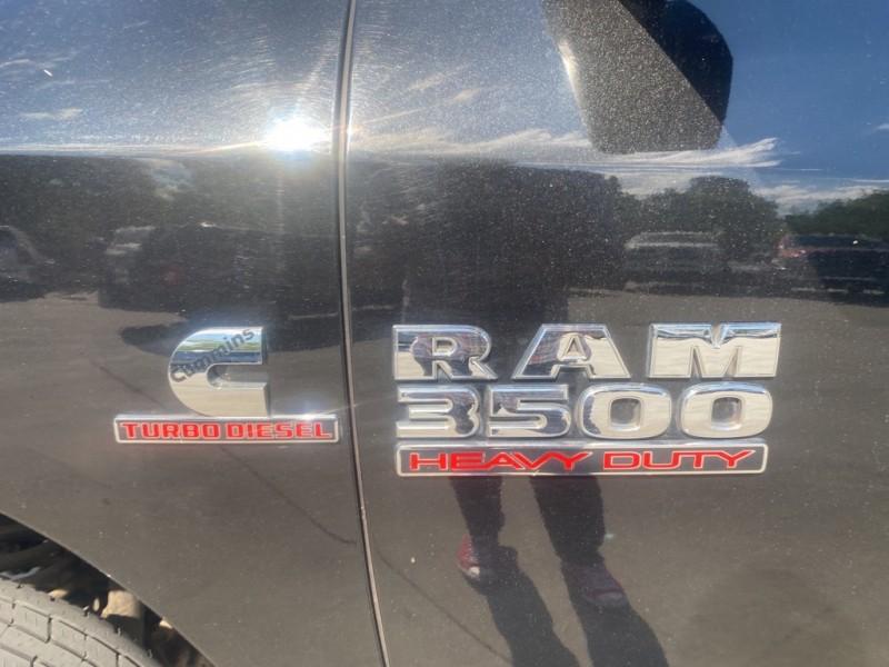 RAM 3500 2015 price $33,985