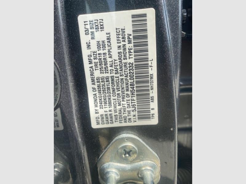 HONDA ACCORD CROSSTOU 2011 price $12,998