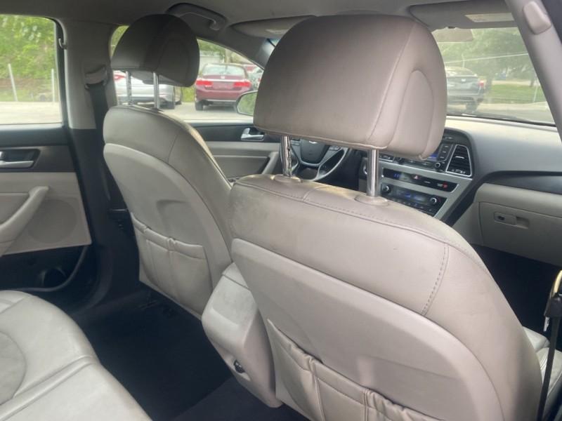 HYUNDAI SONATA 2015 price $11,500