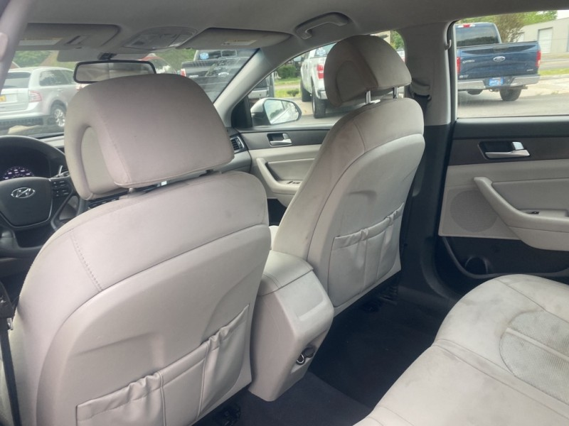 HYUNDAI SONATA 2016 price $13,500