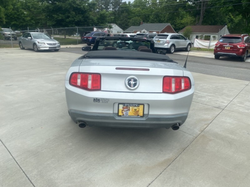 FORD MUSTANG 2012 price $11,999