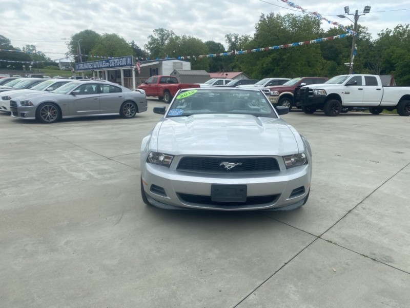 FORD MUSTANG 2012 price $8,499