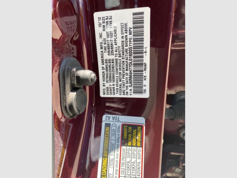 HONDA CR-V 2013 price $16,399