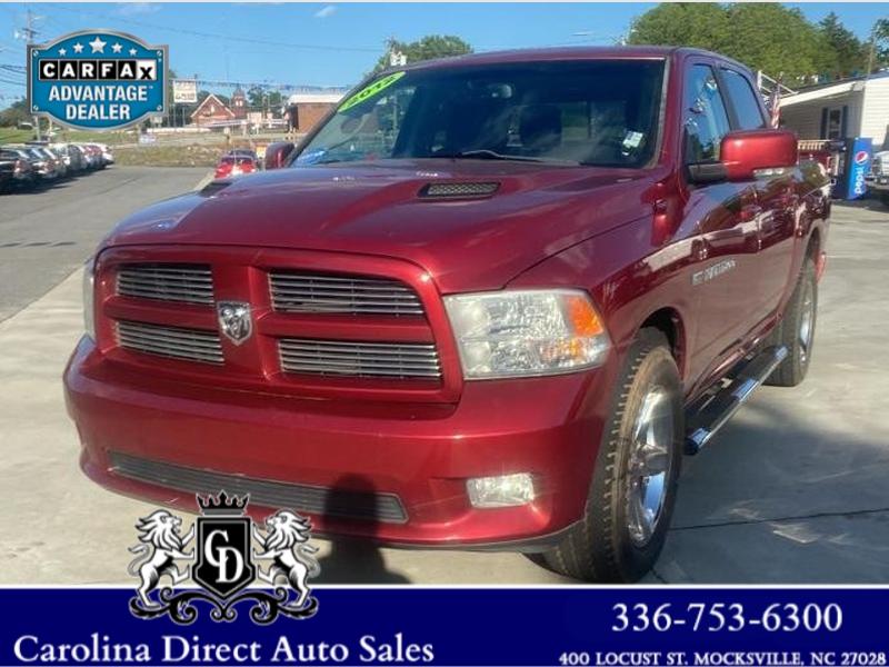 DODGE RAM 1500 2012 price $20,798
