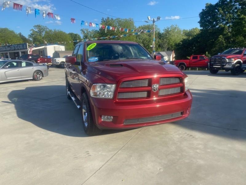 DODGE RAM 1500 2012 price $21,995