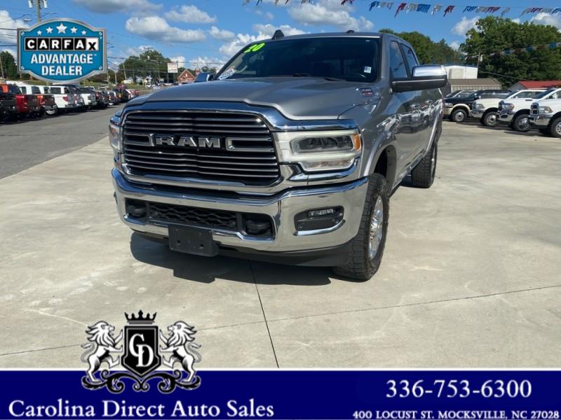 RAM 2500 2020 price $64,985