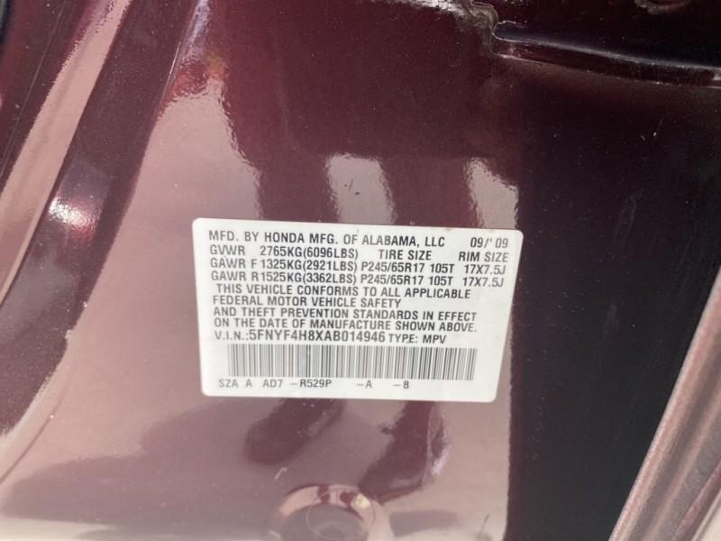 HONDA PILOT 2010 price $14,999