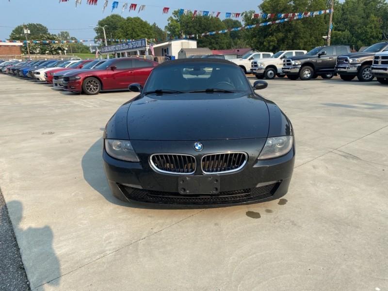 BMW Z4 2006 price $17,260