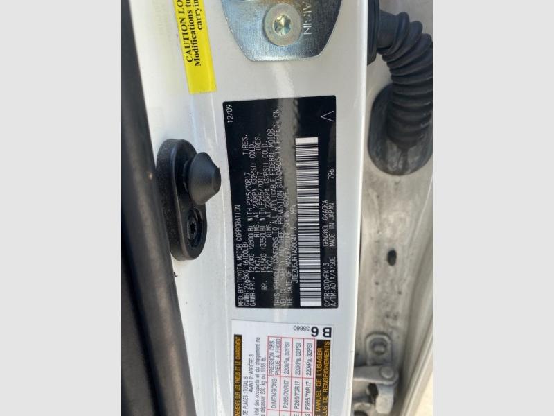 TOYOTA 4RUNNER 2010 price $16,337