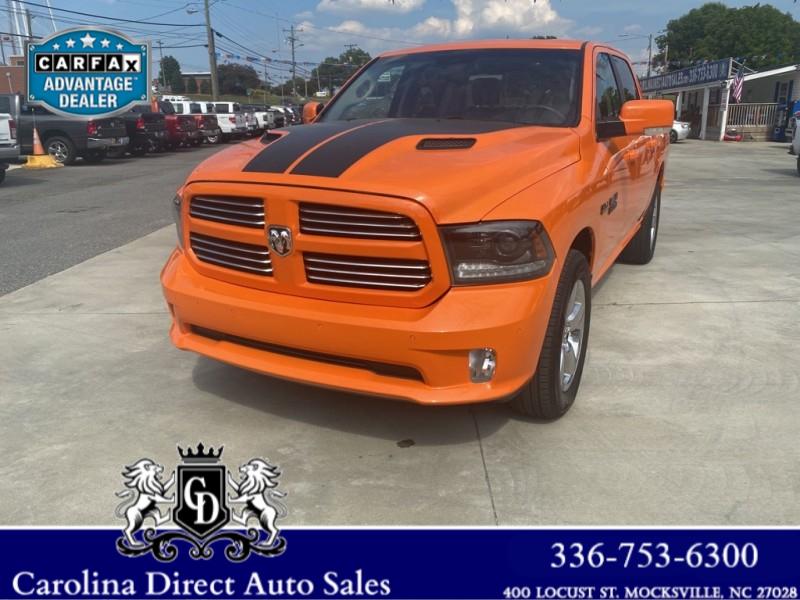 RAM 1500 2015 price $29,999