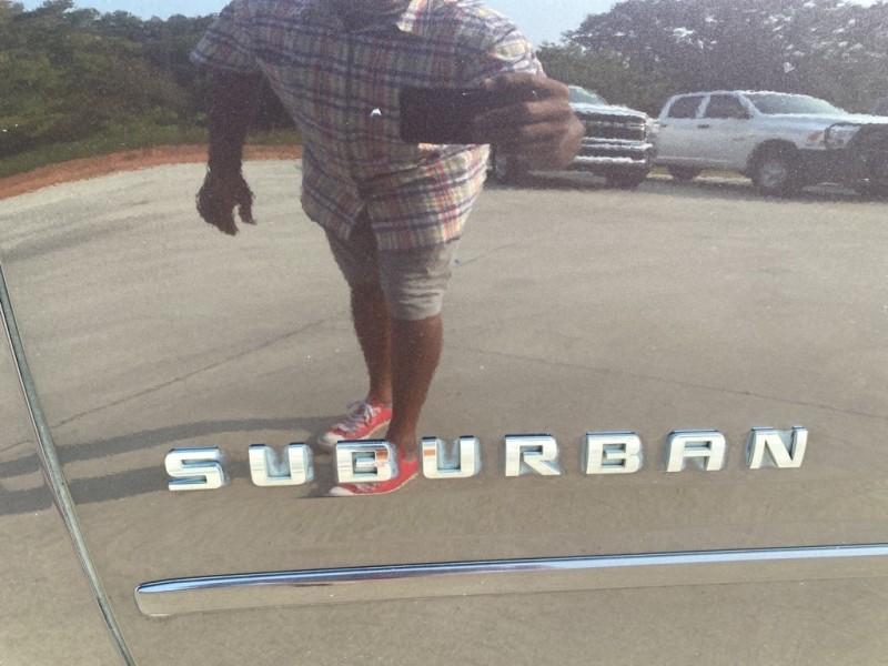 CHEVROLET SUBURBAN 2015 price $26,635