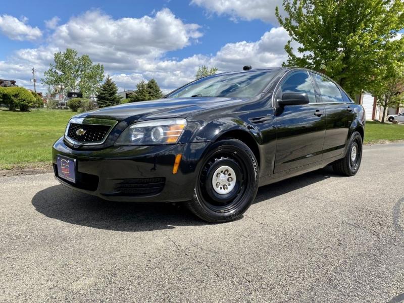 Chevrolet Caprice Police Patrol Vehicle 2012 price $8,000