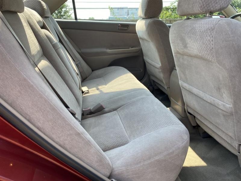 Toyota Camry 2002 price $5,000