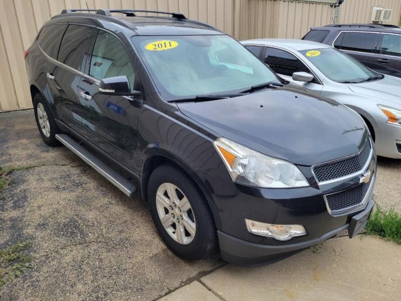Chevrolet Traverse 2011 price $8,900