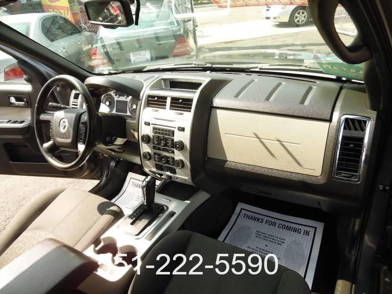 Mercury Mariner 2010 price $4,000