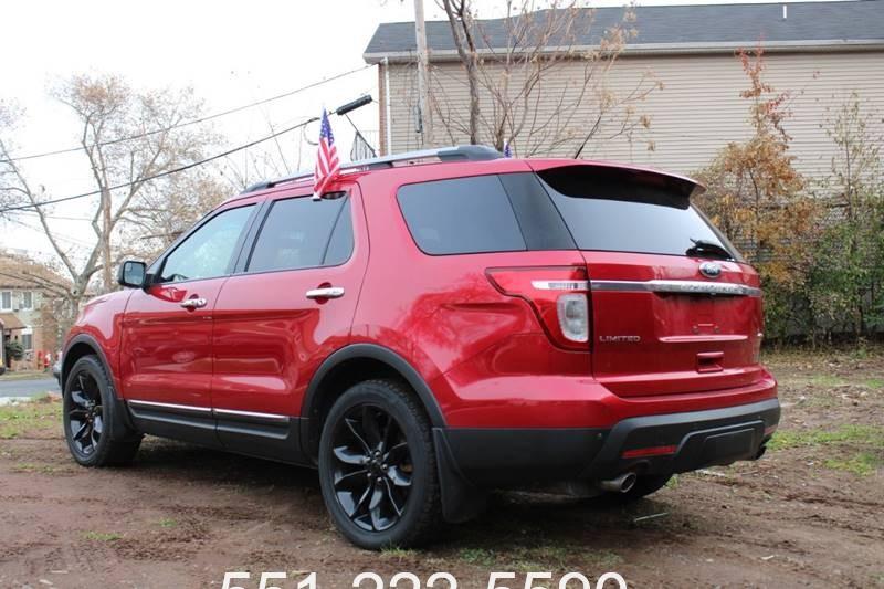 Ford Explorer 2012 price $12,900