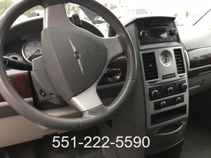 Chrysler Town and Country 2010 price $6,200
