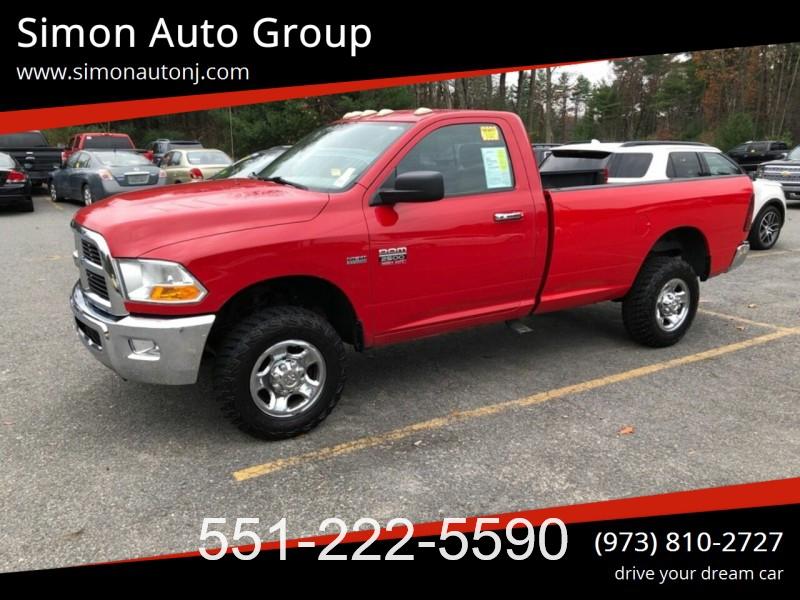 RAM Ram Pickup 2500 2011 price $14,600