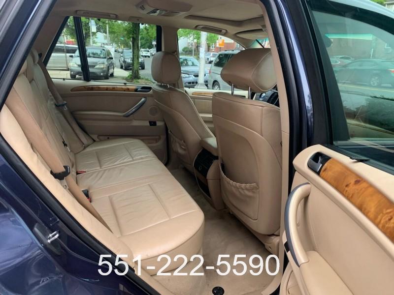 BMW X5 2004 price $4,500