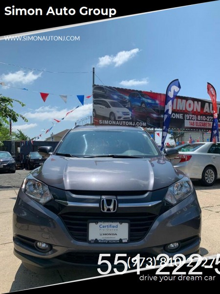 Honda HR-V 2016 price $16,900