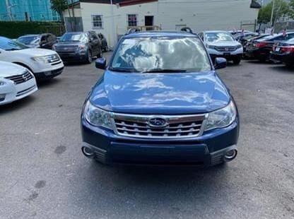 Subaru Forester 2012 price $7,200