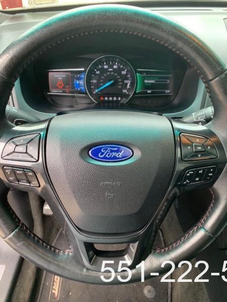 Ford Explorer 2016 price $17,500
