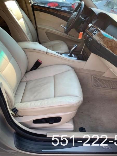 BMW 5 Series 2009 price $7,800