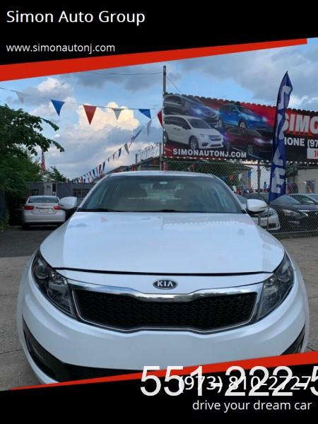 Kia Optima 2012 price $6,900