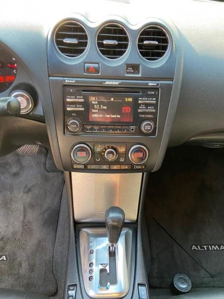 Nissan Altima 2012 price $8,200