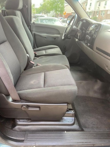 Chevrolet Silverado 1500 2012 price $11,000