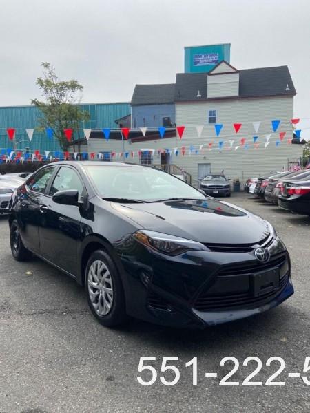 Toyota Corolla 2018 price $15,800